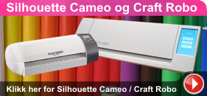 Silhouette Cameo and Craft Robo