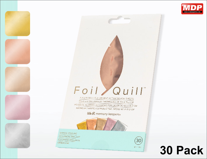 Foil Quill Folie - Shining Starling